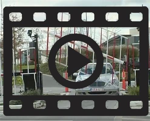 Hochsicherheitsschranke BL 46 Video