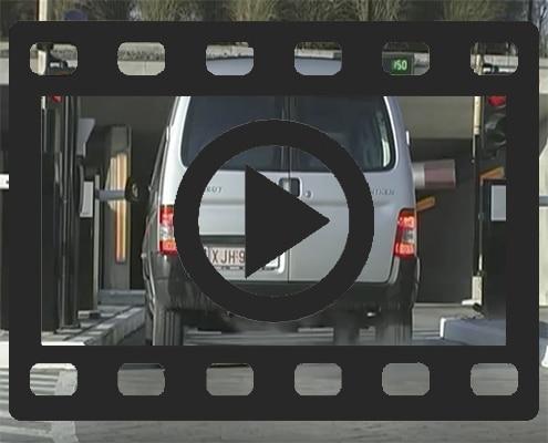 Industrieschranke BL229 Video