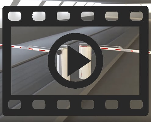 Parkplatzschranke BL15 Video